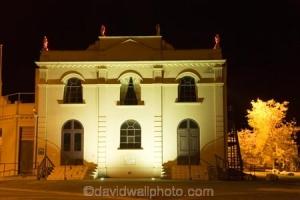 Historic Town Hall and Court House, Martinborough, Wairarapa, North Island, New Zealand