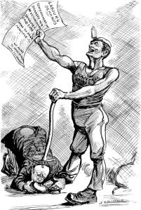 blackball-miner-cartoon
